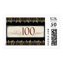100 Years! Postage