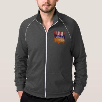 100 Years Stronger Armenian Jacket Black