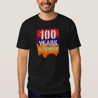100 Years Stronger Armenian Men's T-Shirt