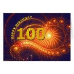 100a tarjeta de cumpleaños