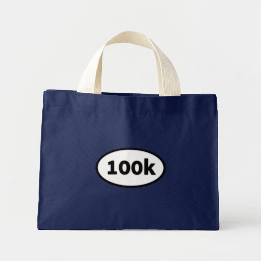 100k canvas bags