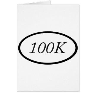 100k card