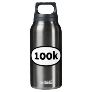 100k insulated water bottle