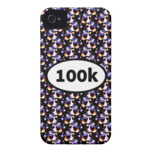 100k iPhone 4 cover