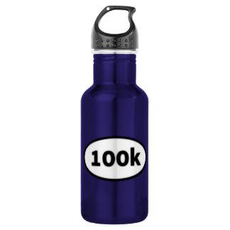100k stainless steel water bottle
