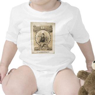 100o Aniversario de la independencia americana Trajes De Bebé