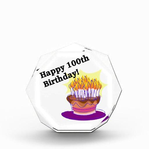 100o cumpleaños feliz