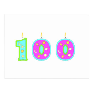 100o Cumpleaños Postales
