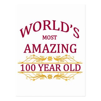 100o. Cumpleaños Postales