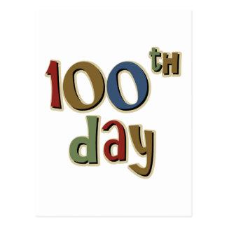 100o Día Tarjeta Postal
