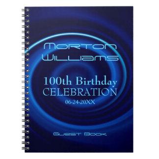 100o libro de visitas de la celebración S del Libro De Apuntes Con Espiral