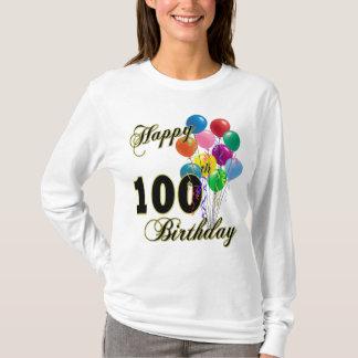 100os regalos de cumpleaños y ropa felices del playera