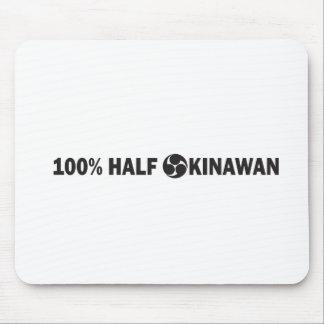 100PercentHalfOkinawan.pdf Mouse Pad