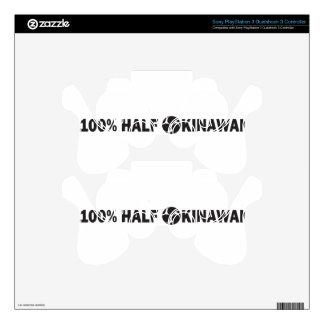 100PercentHalfOkinawan.pdf PS3 Controller Skin
