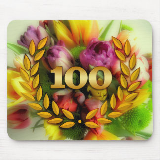 100th anniversary mouse pad