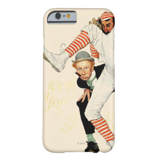 100th Anniversary of Baseball Barely There iPhone 6 Case