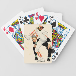 100th Anniversary of Baseball Bicycle Playing Cards