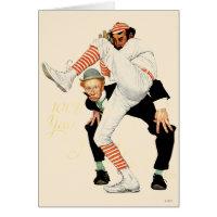 100th Anniversary of Baseball Card