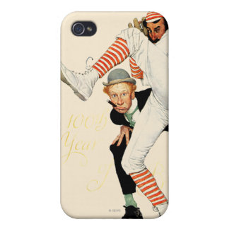 100th Anniversary of Baseball iPhone 4/4S Cover
