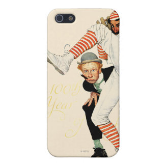 100th Anniversary of Baseball iPhone SE/5/5s Cover