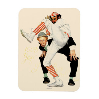 100th Anniversary of Baseball Rectangular Photo Magnet