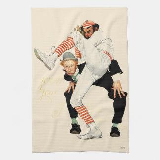 100th Anniversary of Baseball Towel