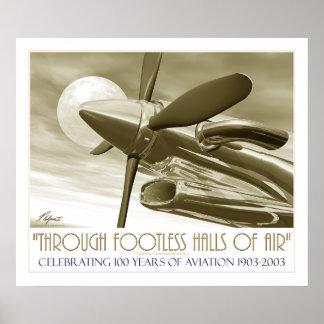 100th Anniversary of Flight Large Print