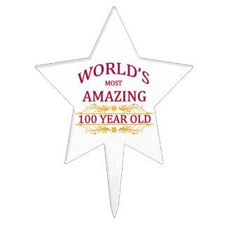 100th. Birthday Cake Topper