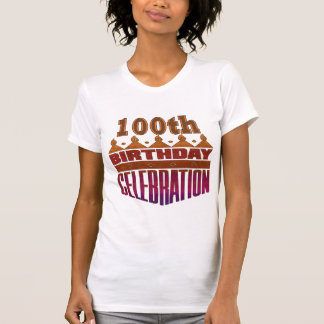 100th Birthday Celebration Gifts T-Shirt