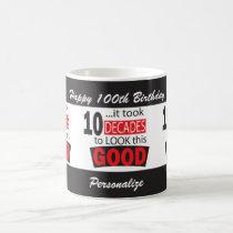 100th Birthday Coffee Mug