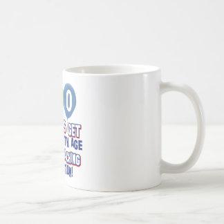 100th birthday designs coffee mug