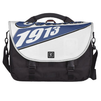 100th birthday designs commuter bags