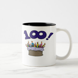100th Birthday Gifts Mug