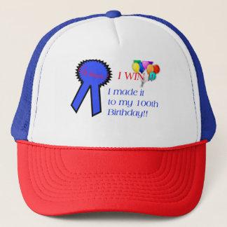 100th Birthday Hat