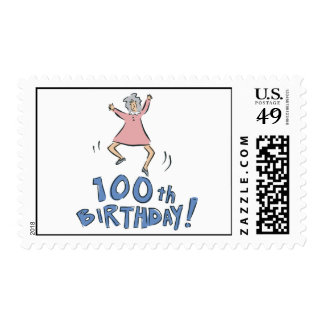 100th Birthday! Stamps