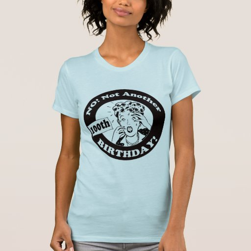 100th Birthday T-shirts and Gifts
