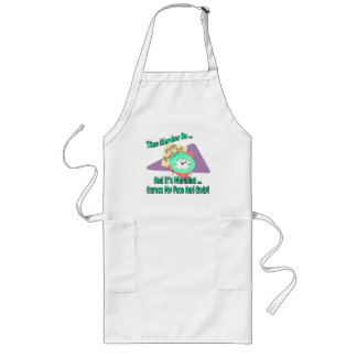 100th Birthday T-shirts and Gifts Long Apron