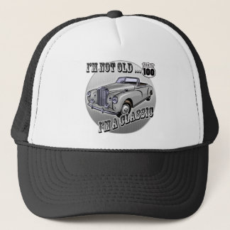 100th Birthday T-shirts and Gifts Trucker Hat