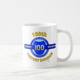 """100TH INFANTRY DIVISION """"CENTURY DIVISION"""" COFFEE MUG"""