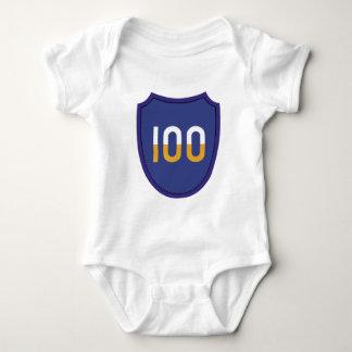 100th Training Division Insignia Baby Bodysuit