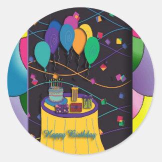 100thsurprisepartyyinvitationballoons etiqueta