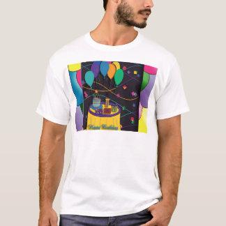 100thsurprisepartyyinvitationballoons T-Shirt