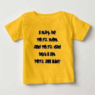 101% All Kid Baby T-Shirt