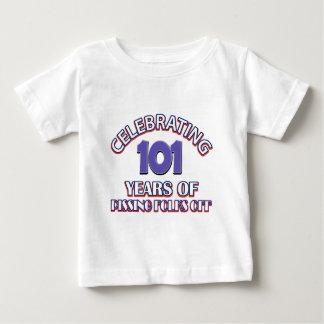 101 años de infierno de aumento camisas