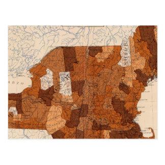 101 consumo NY, NJ, Nueva Inglaterra Postal
