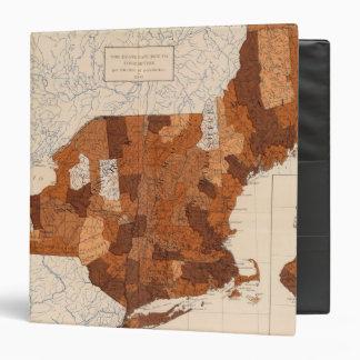 101 Consumption NY, NJ, New England 3 Ring Binder