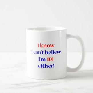 101 cualquiera tazas de café