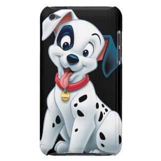 101 Dalmatian Patches Wagging his Tail Barely There iPod Cover