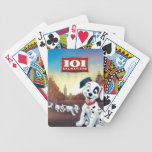 101 Dalmatian Patches Wagging his Tail Card Decks
