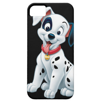 101 Dalmatian Patches Wagging his Tail iPhone 5 Cases